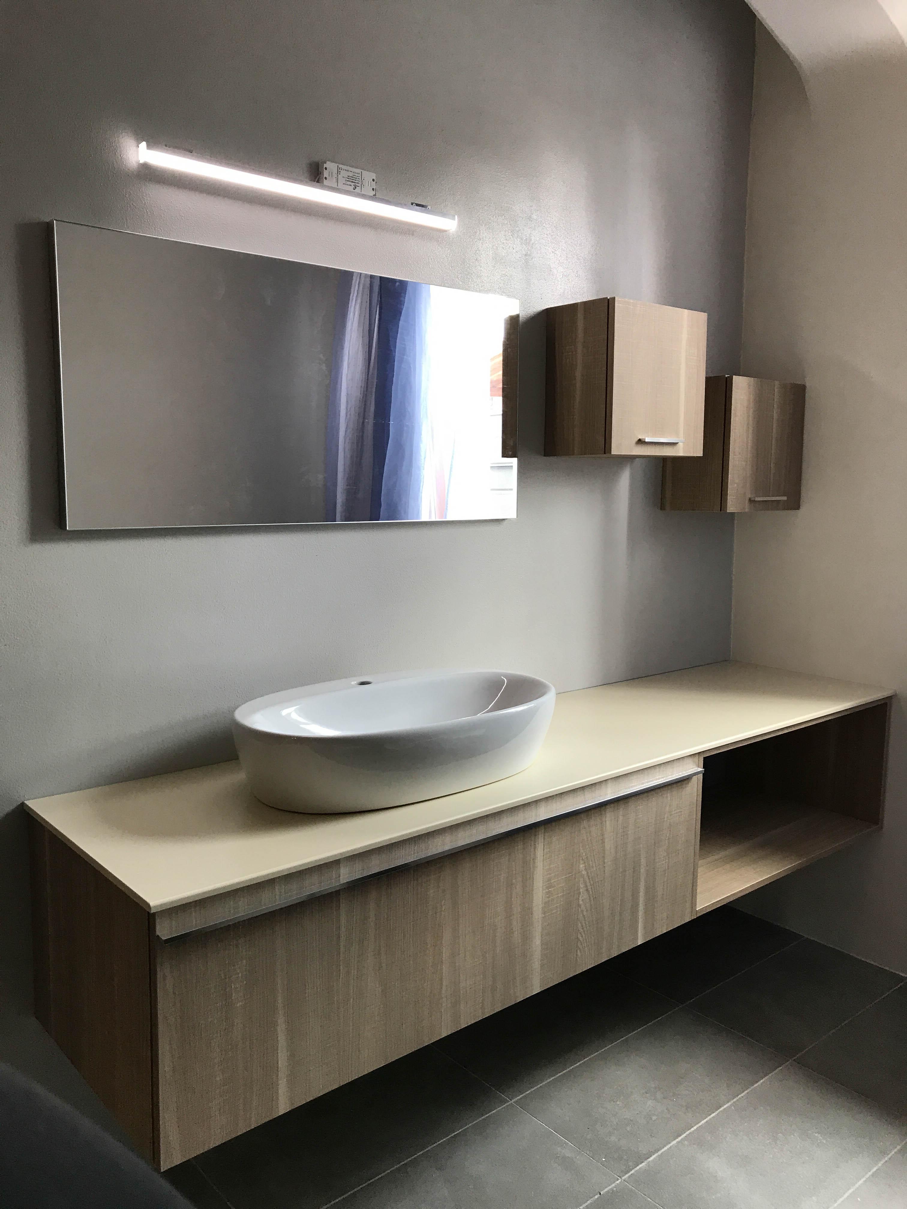 Arredo bagno arredamento brescia creazione d 39 interni for Arredo bagno milano aperto domenica