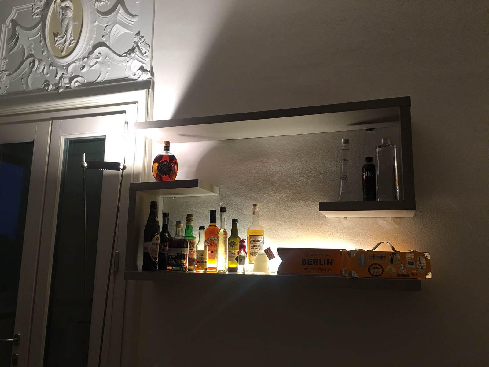Mensola Porta Bottiglie (Desenzano del Garda)